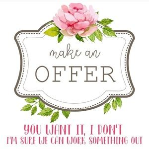 Other - This Is An Offer Zone!